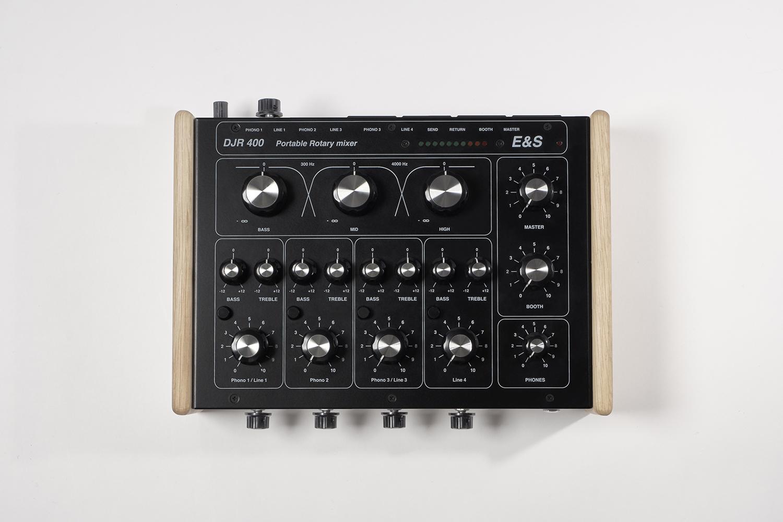 E&S DJR400